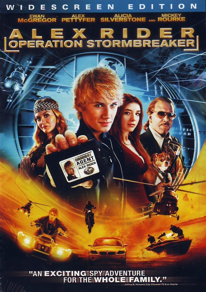 Alex Rider: Operation Stormbreaker (Widescreen)