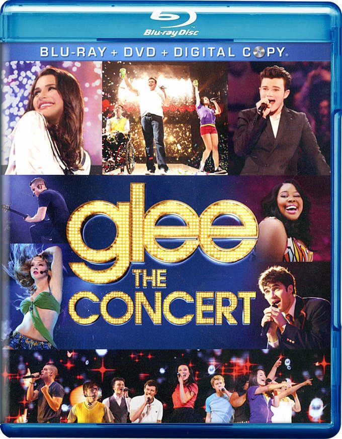 Glee: The Concert Movie (DVD + Blu-ray)