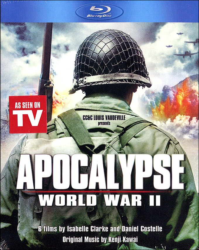 Apocalypse: World War II (Blu-ray) (2-Disc)