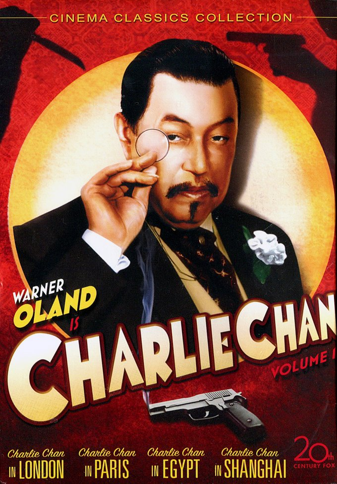 Volume 1 (Charlie Chan In London / Charlie Chan
