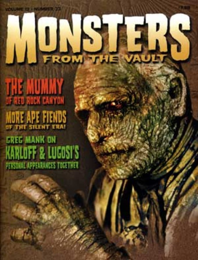 Monsters from the Vault #23