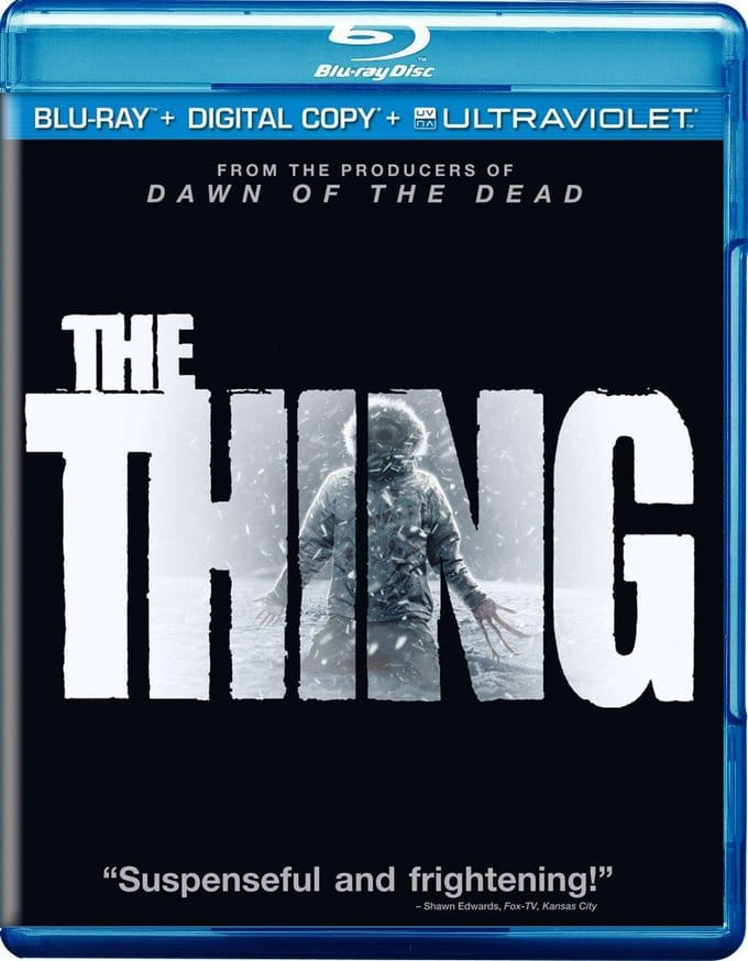 The Thing (Blu-ray, Includes Digital Copy,