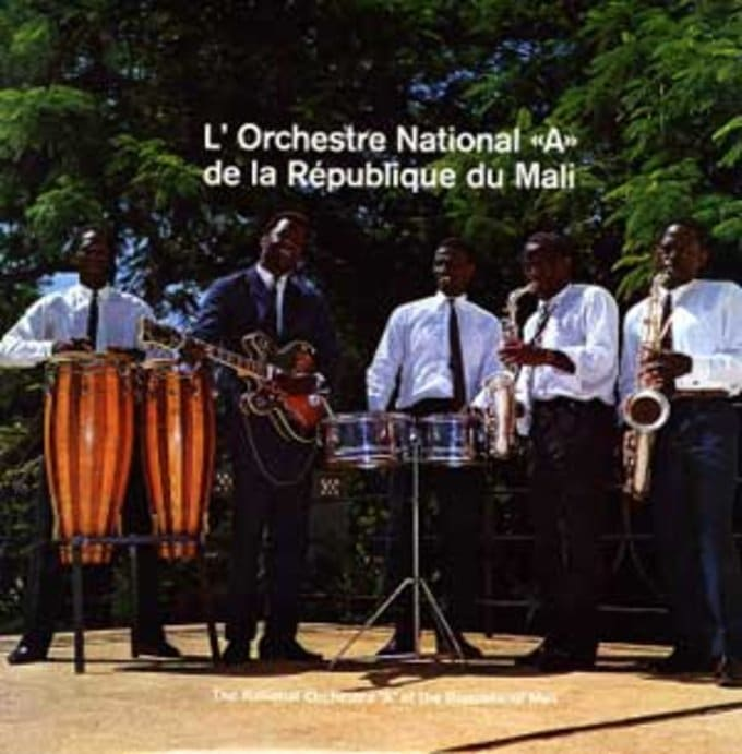 "The National Orchestra ""A"" Of The Republic Of Mali"