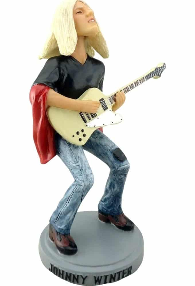 1976 Captured Live Guitar Gods Bobble Head