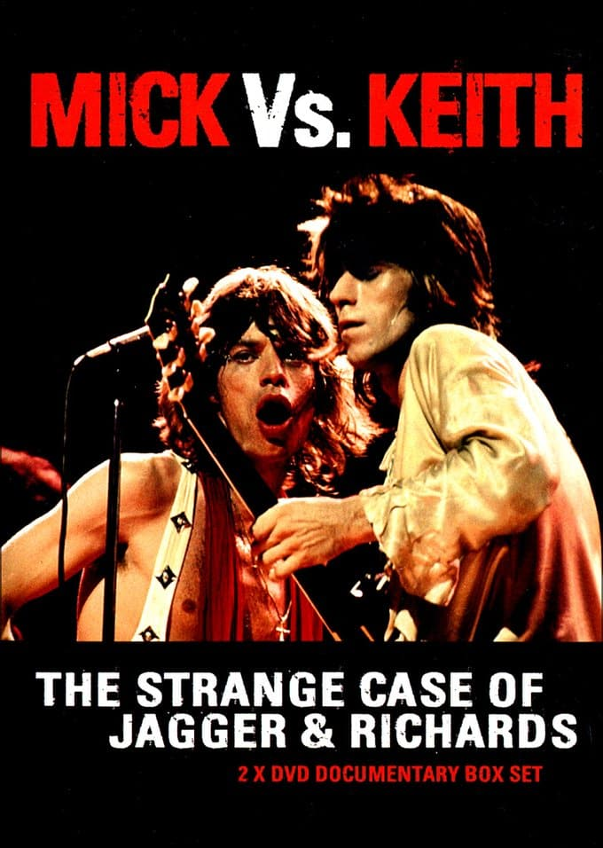 Mick Vs. Keith: The Strange Case Of Jagger &