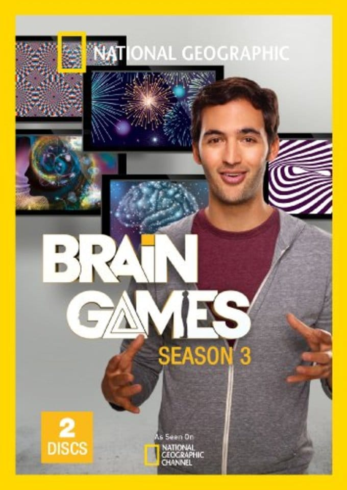 Brain Games - Season 3 (2-DVD)