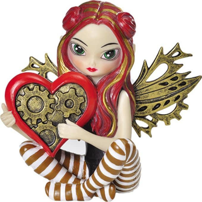 A Clockwork Valentine Fairy