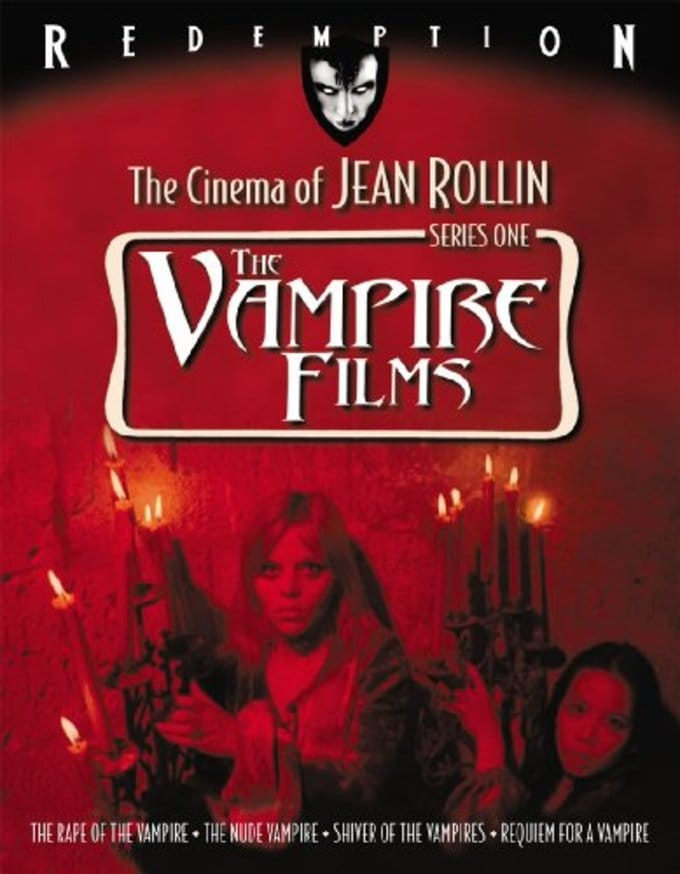 Jean Rollin: The Vampire Films - Series 1