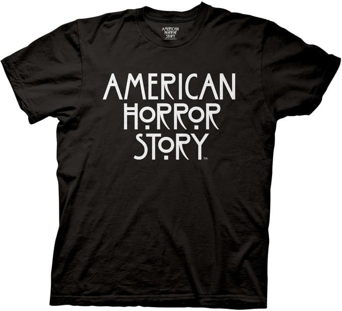 American Horror Story - Stacked Type Logo -