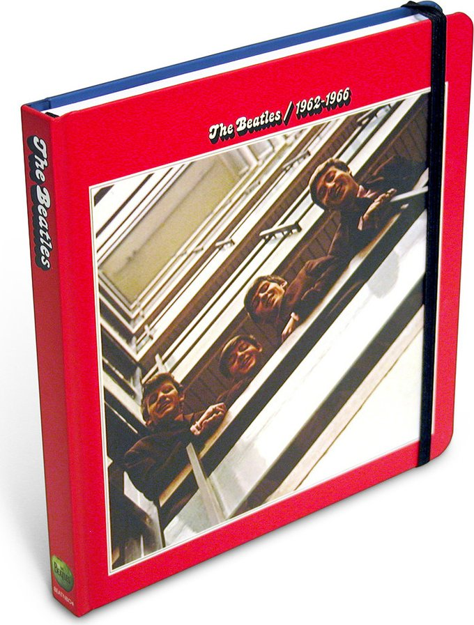Red Album 1962-1966: Journal