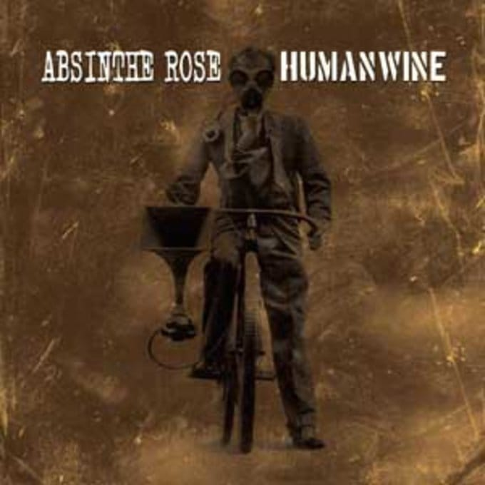 Absinthe Rose / Humanwine (Split LP)