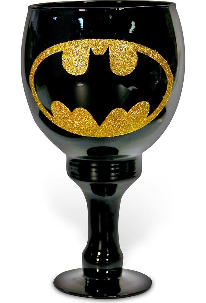 DC Comics - Batman - Logo - 40 oz. Glass Goblet