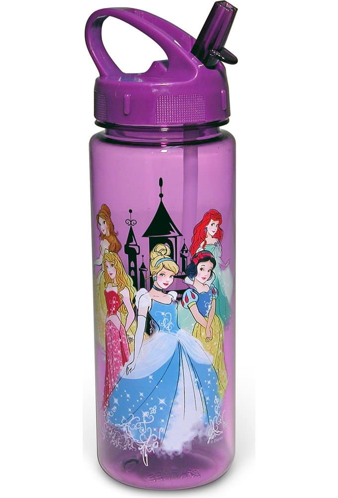 Disney - Princesses - 20 oz. Tritan Water Bottle
