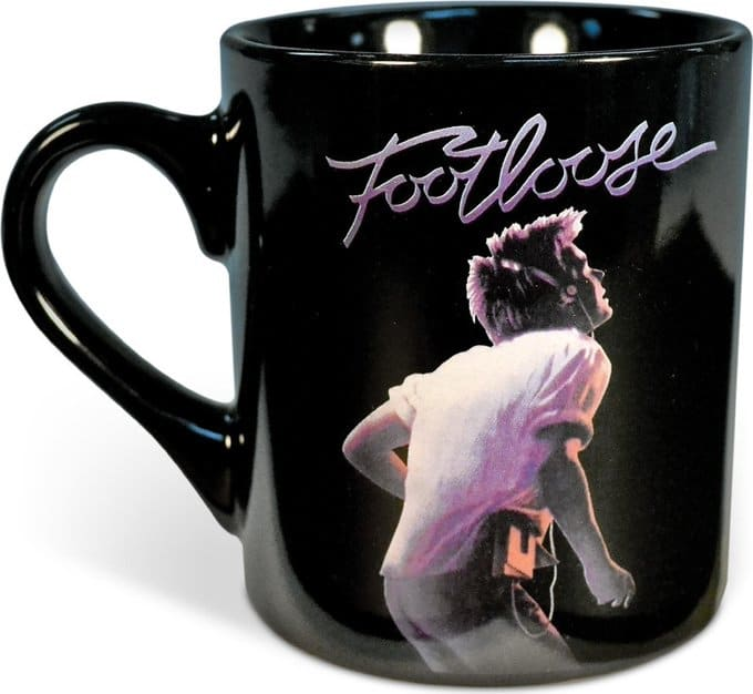 Footloose - 14 oz. Ceramic Mug