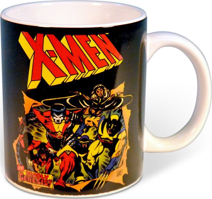 Marvel Comics - X-Men - Boxed 12 oz. Ceramic Mug