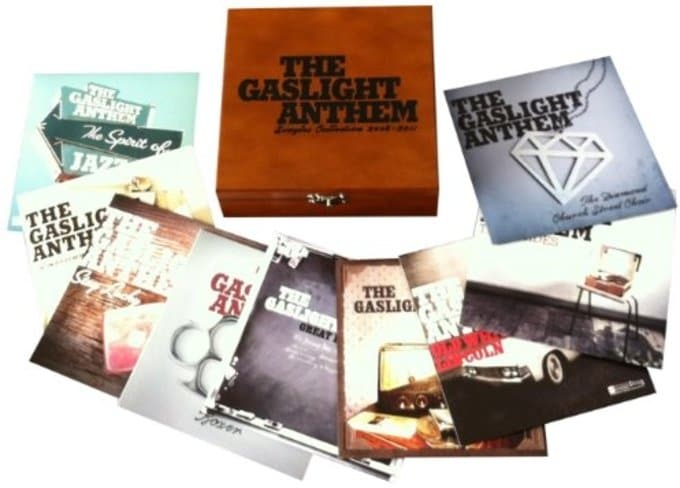 The Gaslight Anthem Singles Collection 2008-2011