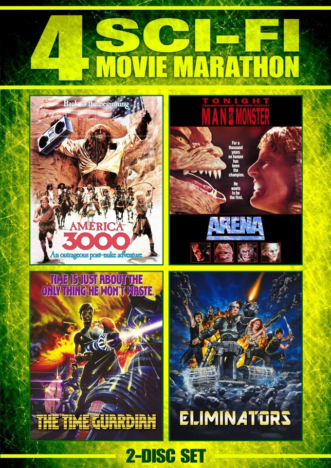 Sci-Fi Movie Marathon (America 3000 / Arena / The