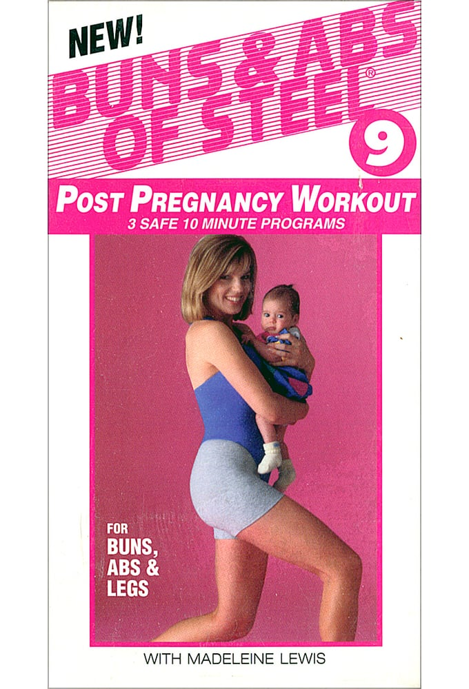 Buns & Abs Of Steel 9: Post Pregnancy Workout