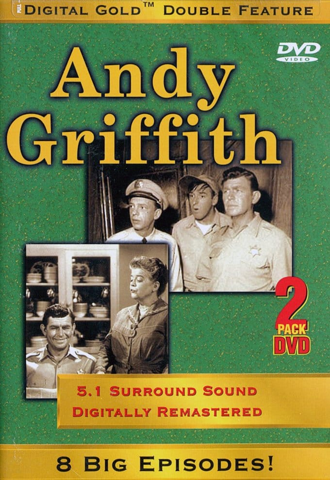 The Andy Griffith Show - 8 Episode Collection
