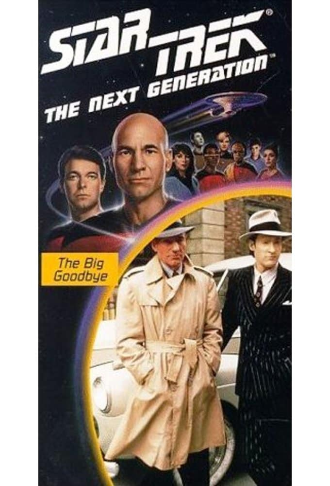 The Next Generation - The Big Goodbye