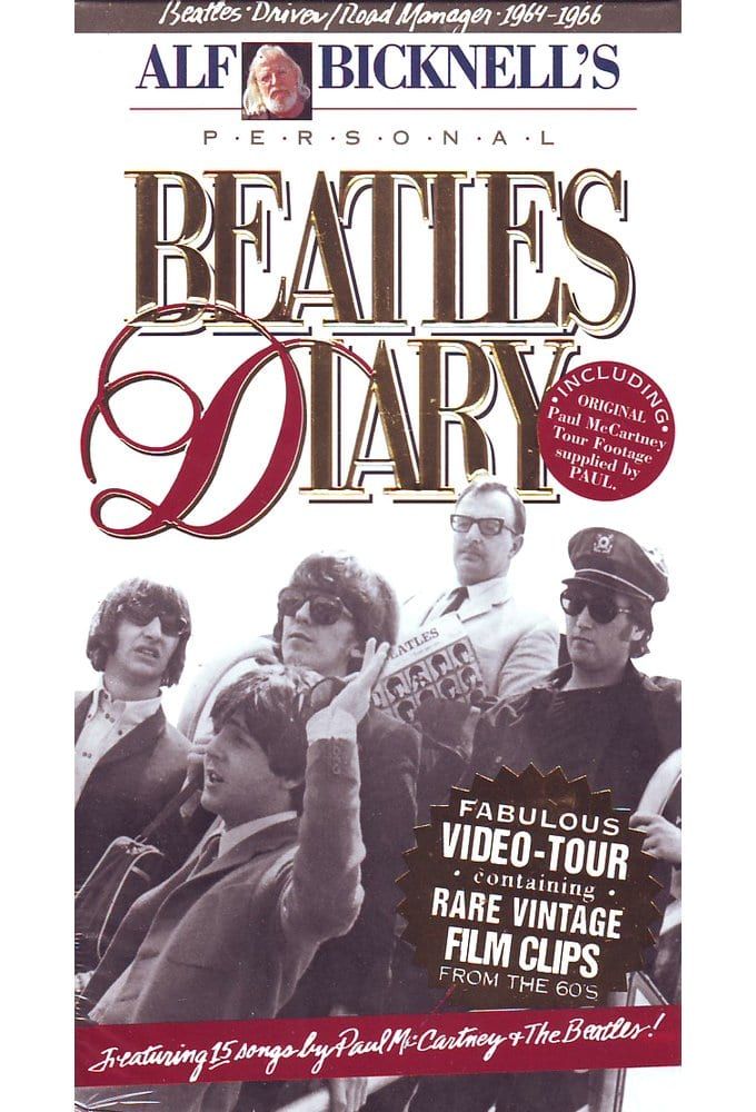 Alf Bicknell's Personal Beatles Diary (Beatles'