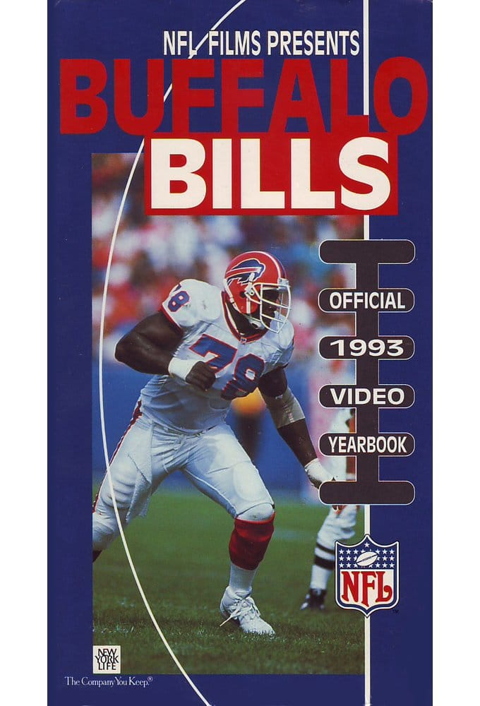 Buffalo Bills: Official 1993 Video Yearbook