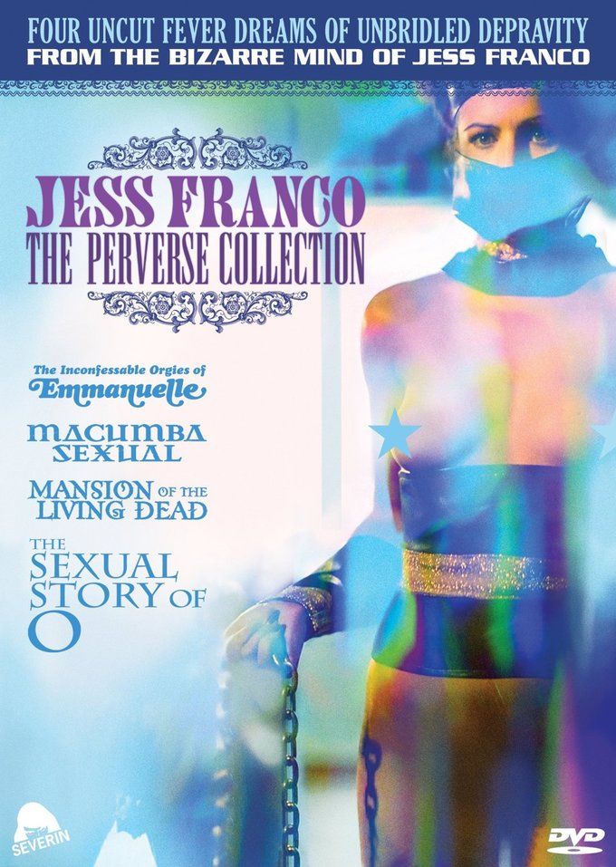 Jess Franco: The Perverse Collection: The
