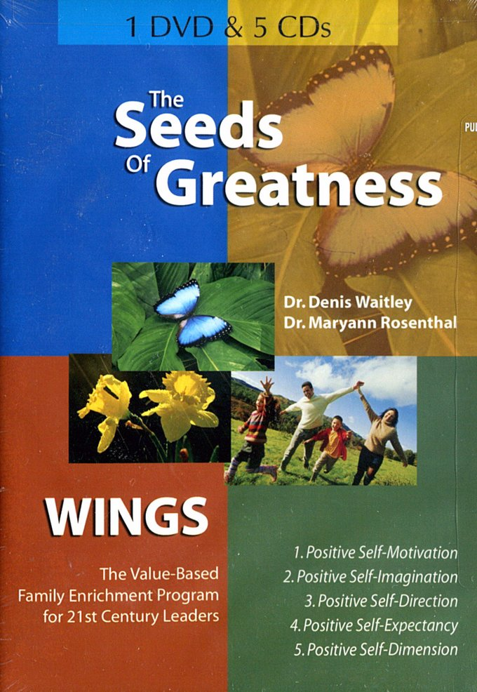 The Seeds of Greatness (DVD) / Wings: The