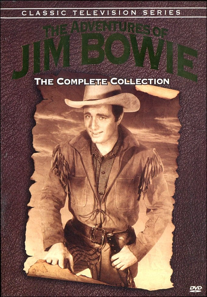The Adventures of Jim Bowie - Complete Collection