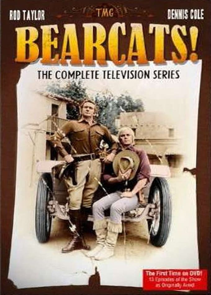 Bearcats! - Complete Series (3-DVD)