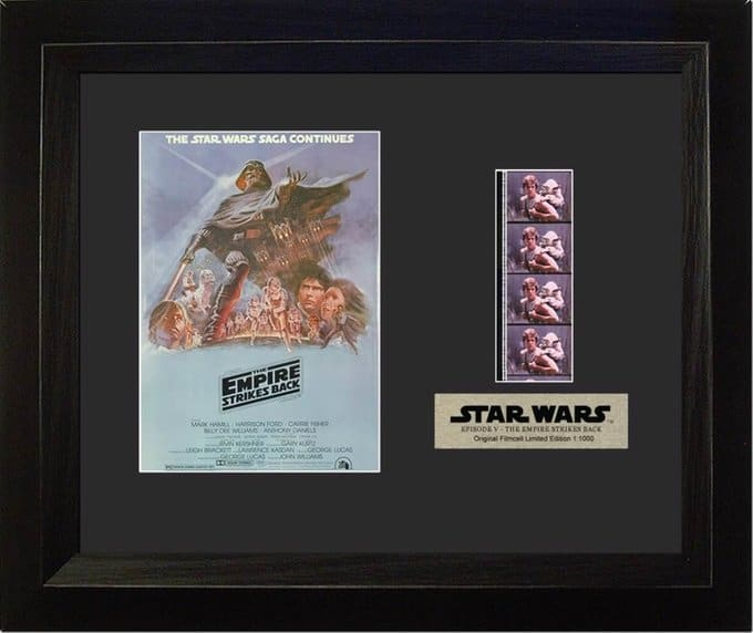 Empire Strikes Back: Single Film Cell