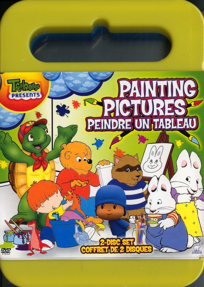 Treehouse Presents - Painting Pictures (2-DVD)