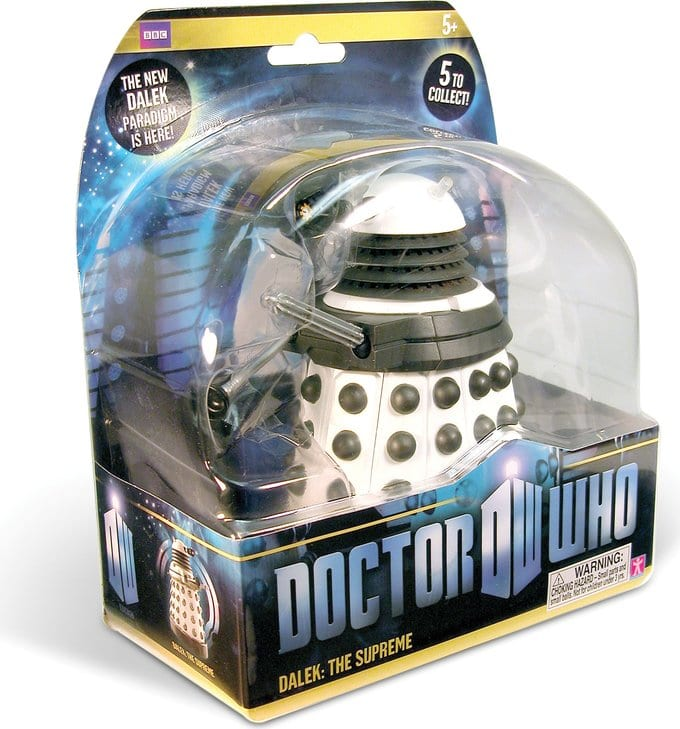 Doctor Who - Dalek - The Supreme