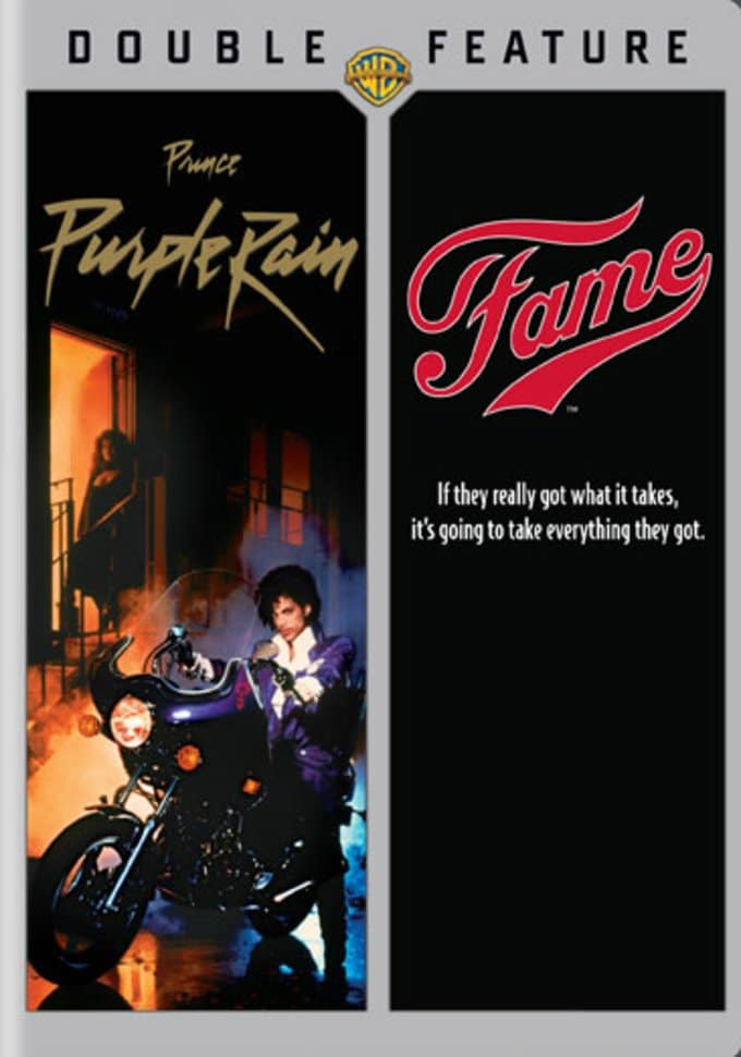 Purple Rain (Full Screen) / Fame (Widescreen)