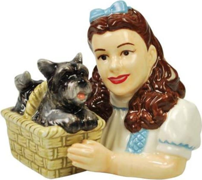 The Wizard of Oz - Dorothy & Toto Salt & Pepper