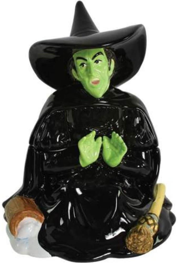 The Wizard of Oz - Wicked Witch Melting Cookie Jar