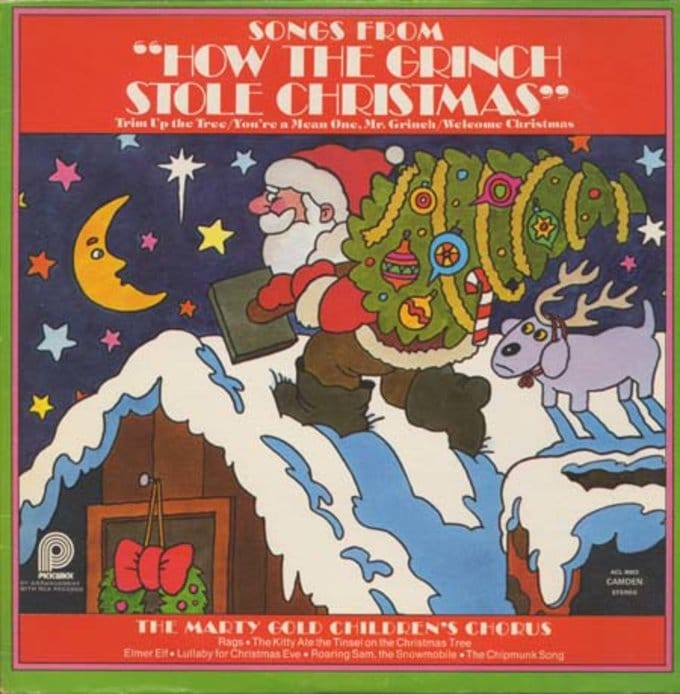 "Songs from ""How the Grinch Stole Christmas"""