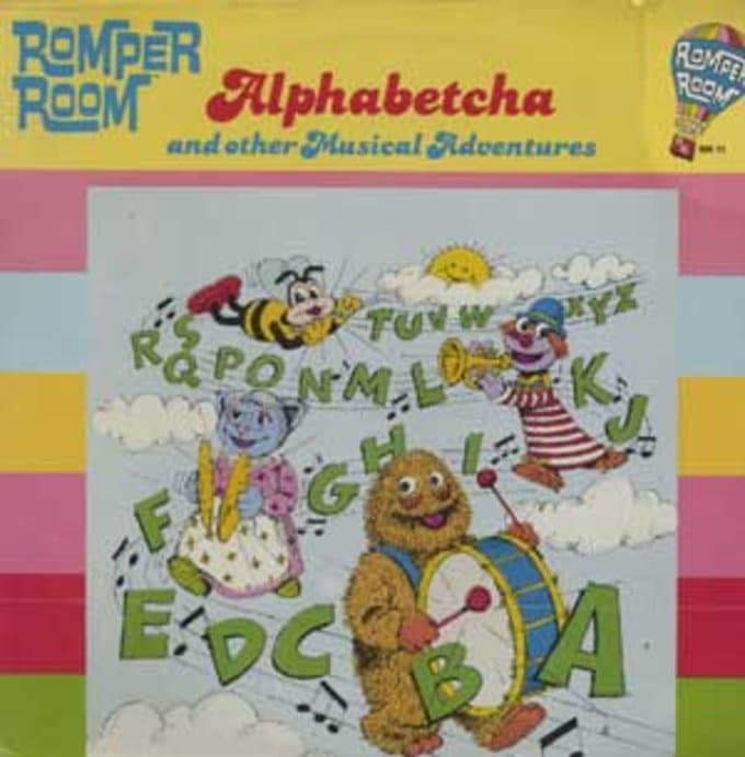 Alphabetcha and other Musical Adventures
