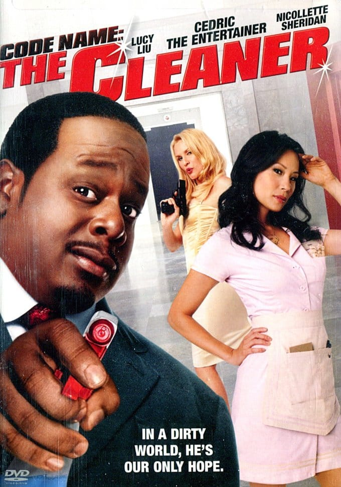 Code Name: The Cleaner (Widescreen)