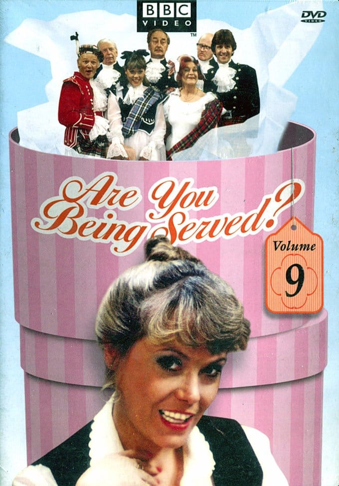 Are You Being Served? - Volume 9