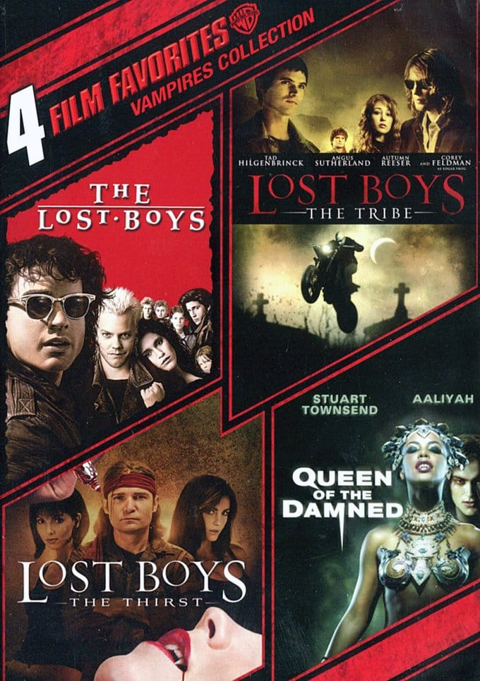 4-Film Favorites: Vampires Collection (The Lost