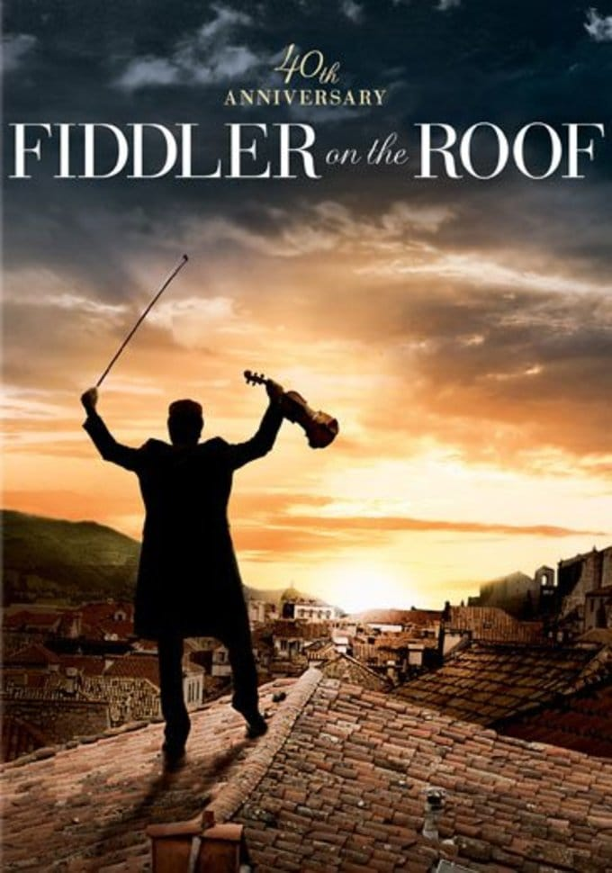 Fiddler on the Roof (Widescreen)