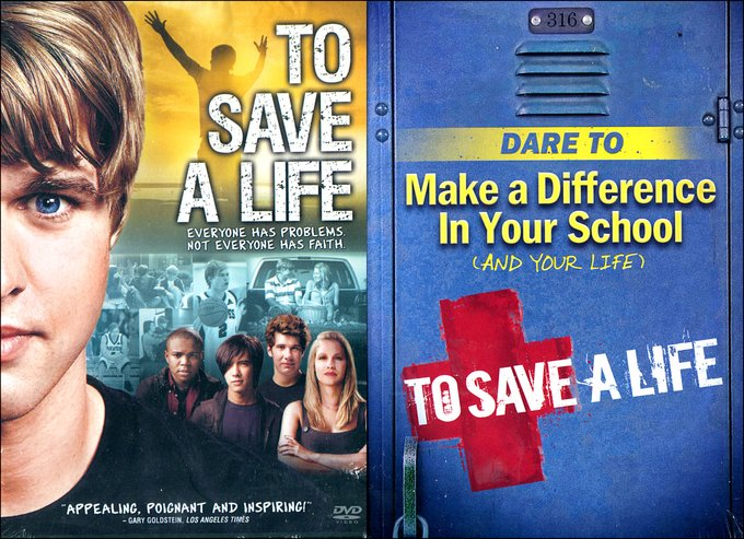 To Save a Life (Widescreen) (Includes BONUS Book,