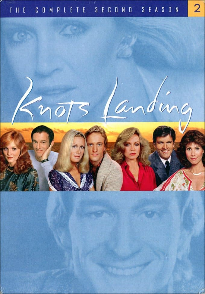 Knots Landing - Complete 2nd Season (4-DVD)