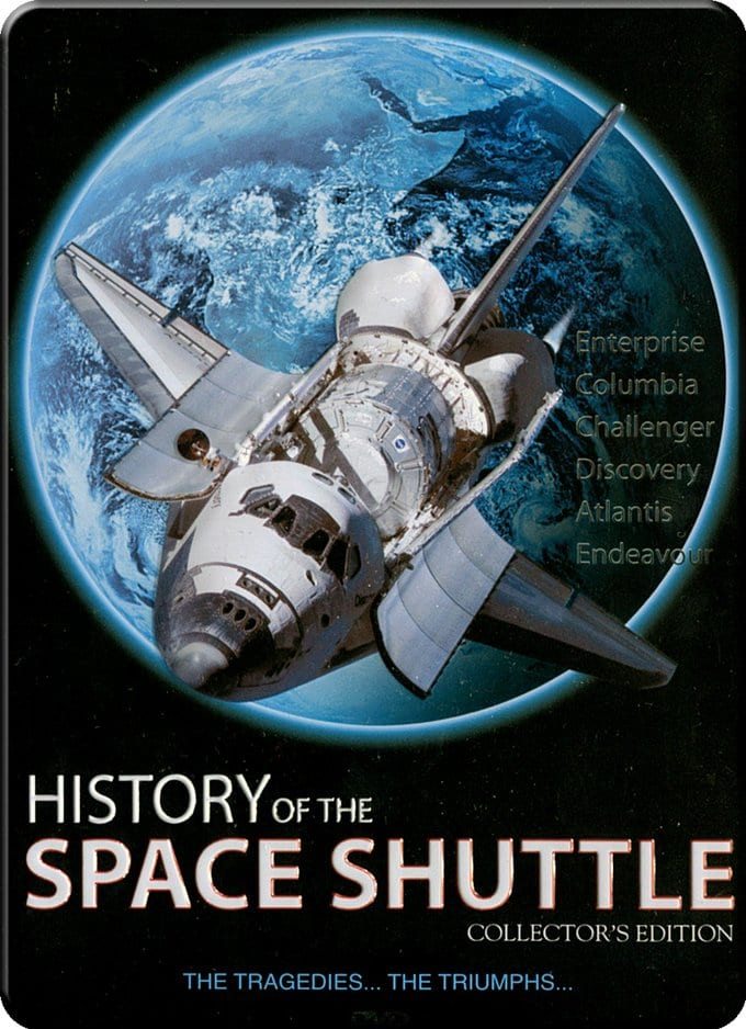 History of the Space Shuttle Collection [Tin