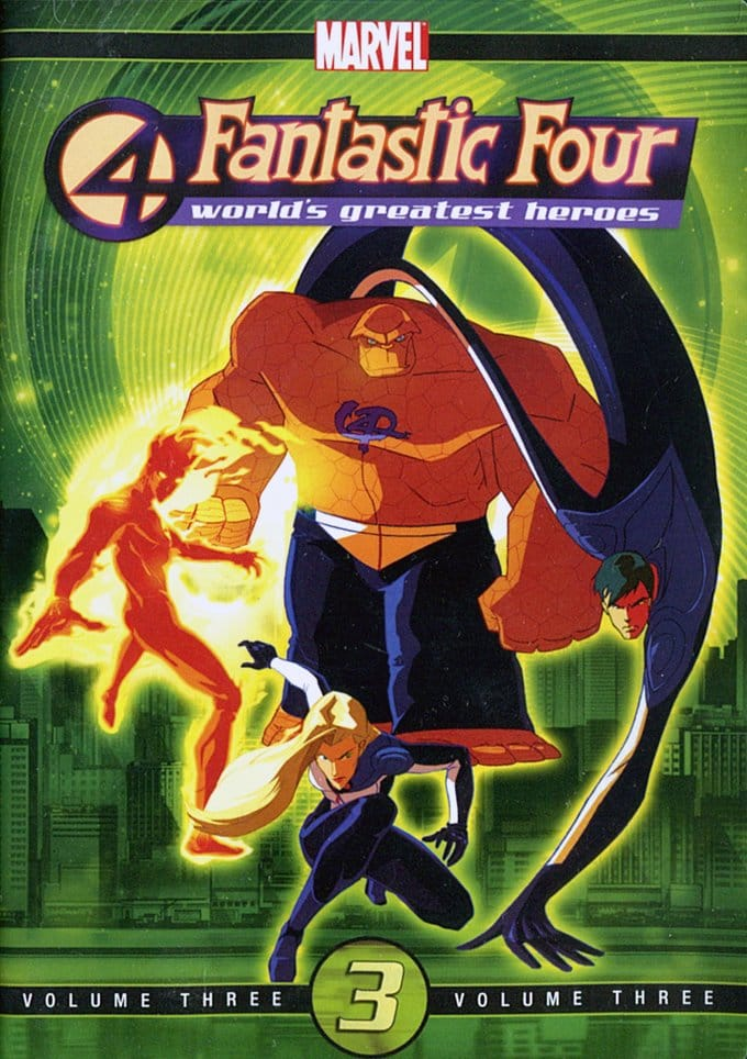 Fantastic Four: World's Greatest Heroes - Volume 3