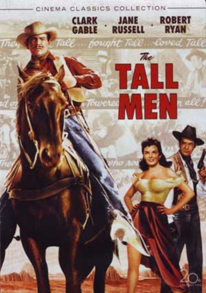 The Tall Men (Widescreen)