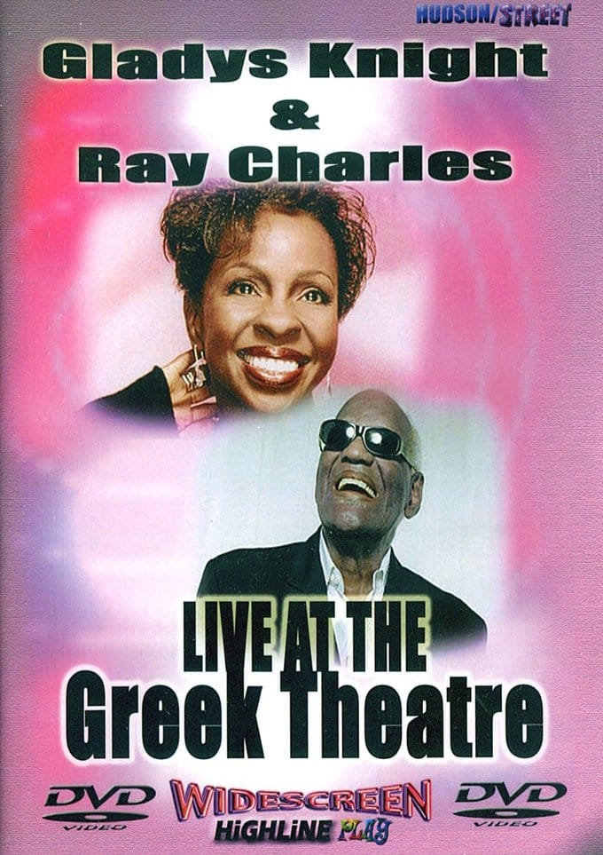 Gladys Knight & Ray Charles - Live at the Greek