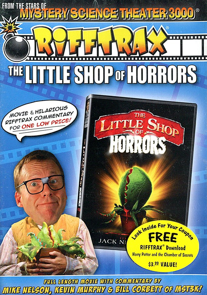 Rifftrax - The Little Shop of Horrors