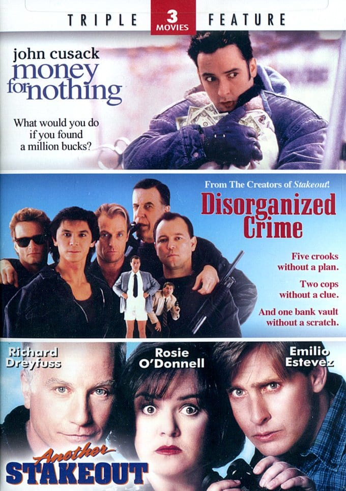 Money for Nothing / Disorganized Crime / Another